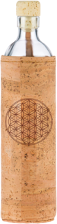 Flaska Flower of Life